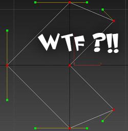 linear bezier vertex